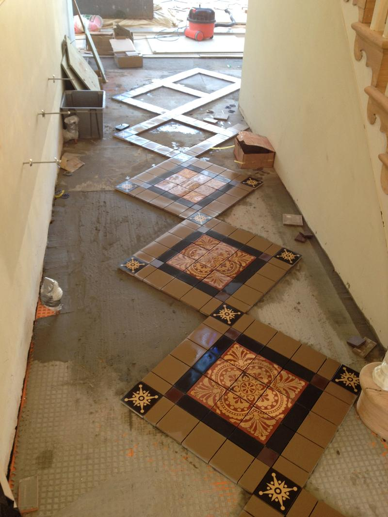 Barrowgate Chiswick Stortford Tiling Marble Ltd